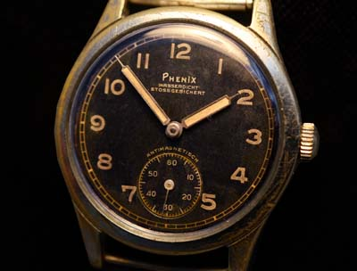 German Army Watch By Phenix