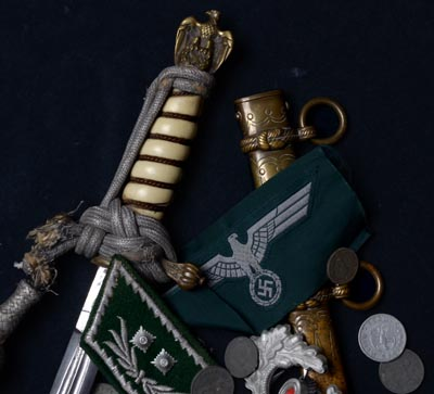 Kriegsmarine Dagger By Carl Eickhorn | Perfect Provenance.