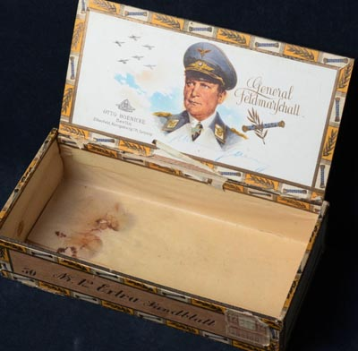 Hermann Göring Cigar Box.