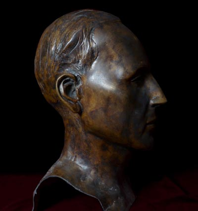 Heydrich Bronze | Museum Quality | Exceptional Rarity.