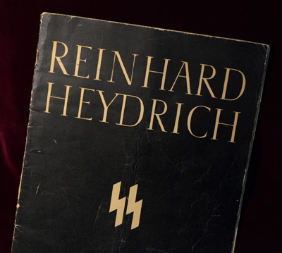 Reinhard Heydrich Memorial Book | 1943 | Exceptionally Rare