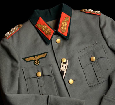 Heer General Rank Tunic | German Cross Holder