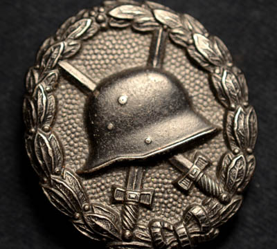Imperial German Wound Badge | Black LDO Issue.