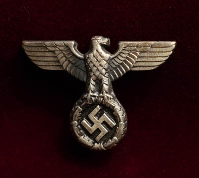 NSDAP Leaders Eagle Lapel Pin.