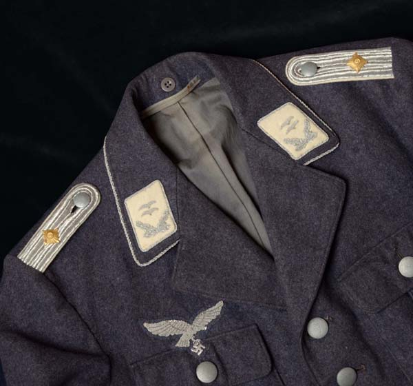 Luftwaffe Officer Tunic | Hermann Goring Division