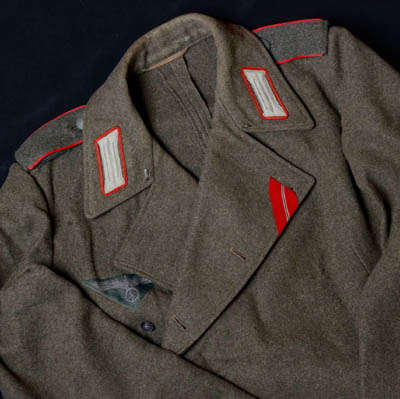 Heer Self-Propelled Artillery | Wrapover Jacket.