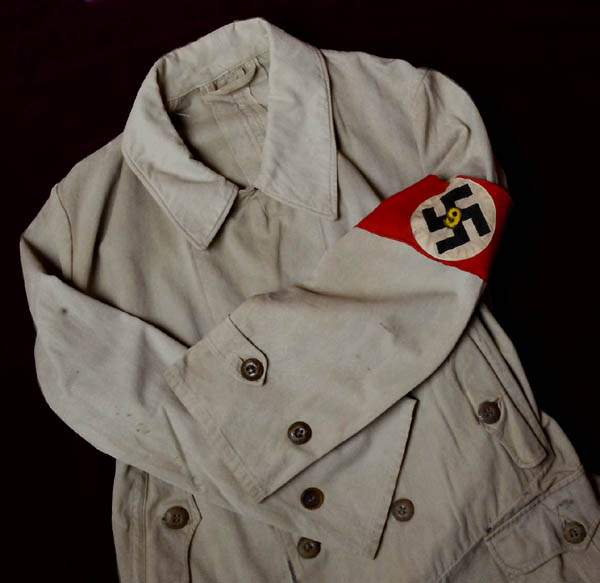 SA Windjacket | Hitler Putsch | 9th Hundertschaft | Museum Importance.