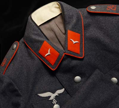 Luftwaffe Flak Tunic & Trousers |1938 Pattern | Museum Provenance.