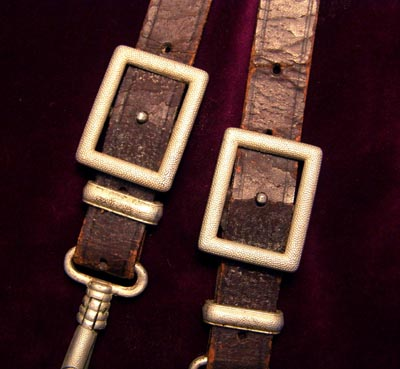 RAD Leaders Dagger Hanging Straps