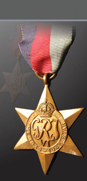 8th Army Medals