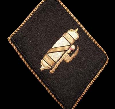WAFFEN-SS INSIGNIA | COLLAR PATCHES