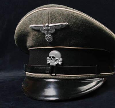 SS-VT CAPS | SS HEADGEAR | WW2 GERMAN HEADGEAR