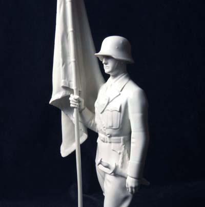 SS STANDARD BEARER RASIES FLAG