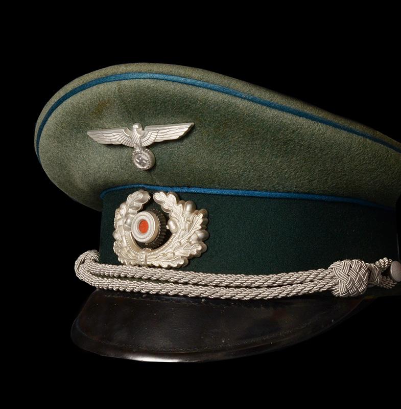 GERMAN HEADGEAR MADE BY EREL