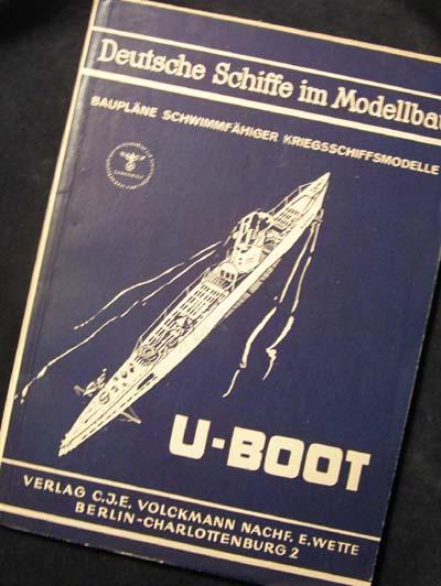 Making Model U-boats  U0026 39 U-boot